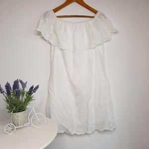New York & Com off shoulder oversized dress size S